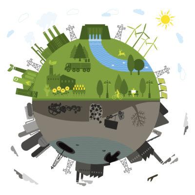 Diferencias entre las energías renovables y no renovables. 1